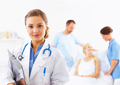 Роль медицинской сестры в организации лечения сердечной недостаточности